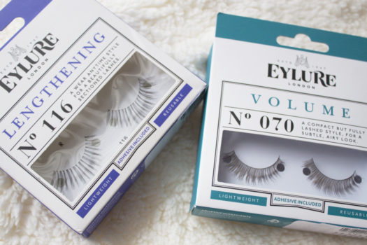 Fake eyelashes + Giveaway