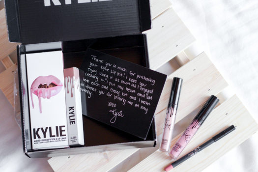 Kylie Cosmetics: First Impression