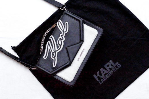 New in: Karl Lagerfeld Bag