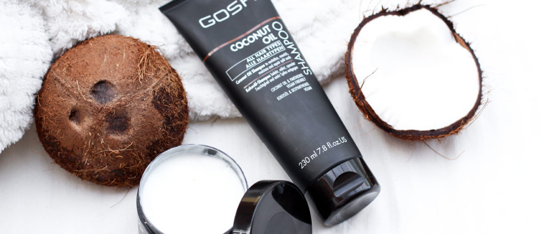 Gosh Hair Products Review