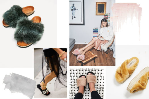 Favorite Trend: Furry Slides